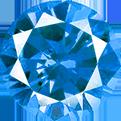 Aqua Blue Stone